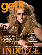 Cover of the july issue of Getit Magazine