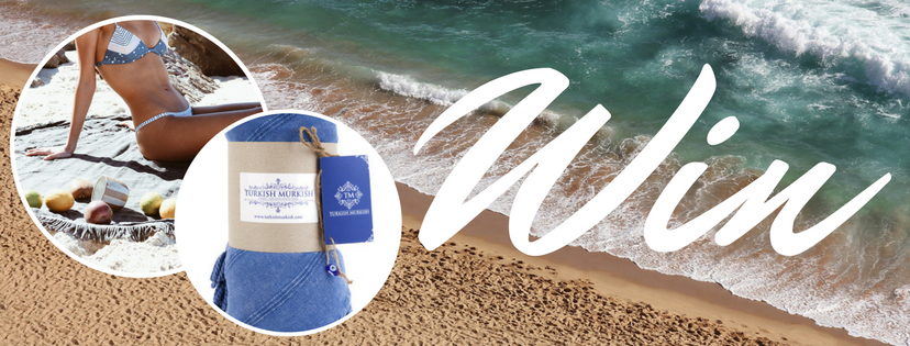 WIN a Turkish Murkish towel!