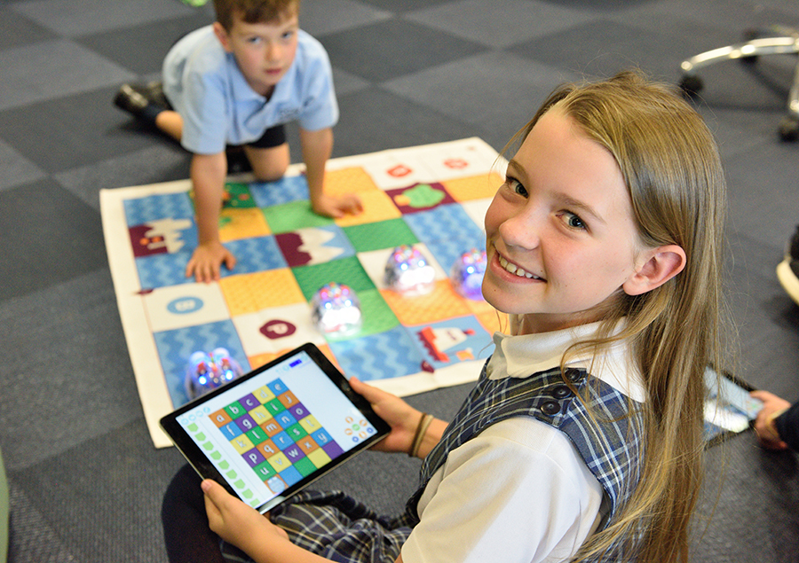 It's a digital world after all - making sure kids have fun and learn