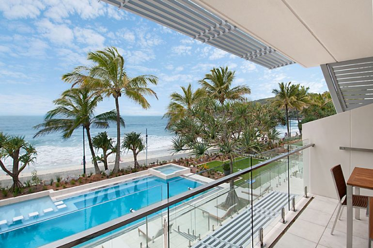 Get to the beach with Accom Noosa